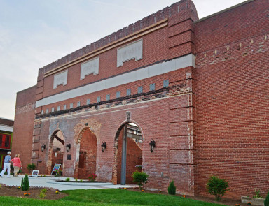 Porterdale Gymnasium Revitalization