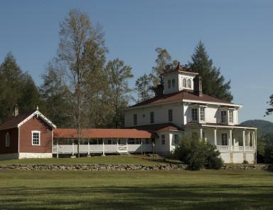 Georgia Dept. of Natural Resources | Hardman Farms, Garbutt Construction, Rehabilitation, Historic Rehabilitation