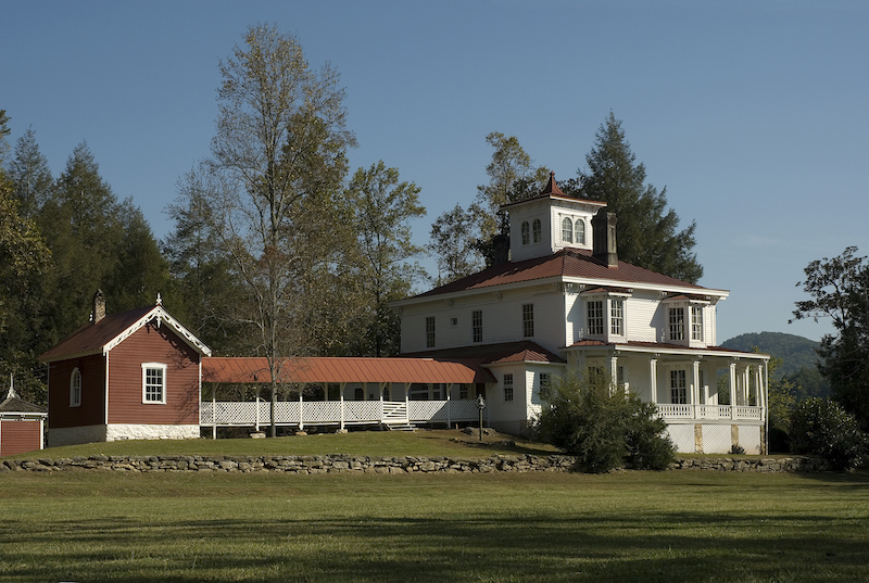 Georgia Dept. of Natural Resources | Hardman Farms, Garbutt Construction, Rehabilitation, Historic Rehabilitation