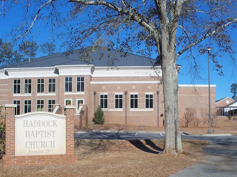 Haddock Baptist Church