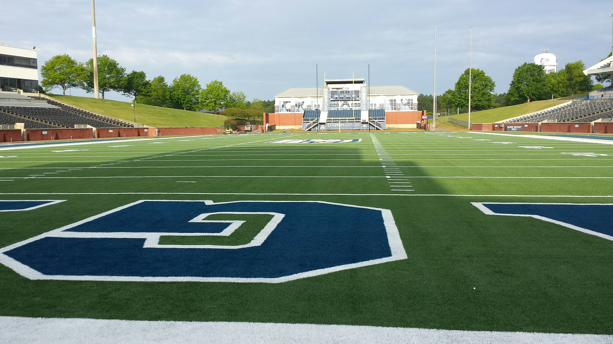 Award forPaulson Stadium improvements